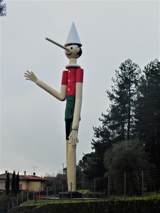 Pinocchio Collodi soloalsecondogrado zb