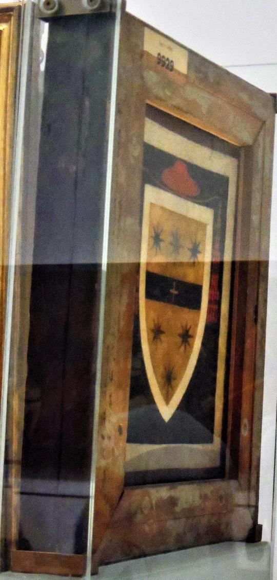 Masaccio alias Tommaso di ser Giovanni Cassai Madonna con Bambino retro tavola Uffizi f soloalsecondogrado