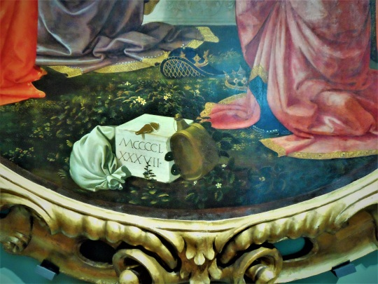 Ghirlandaio alias Domenico Bigordi Uffizi Adorazione dei Magi g soloalsecondogrado
