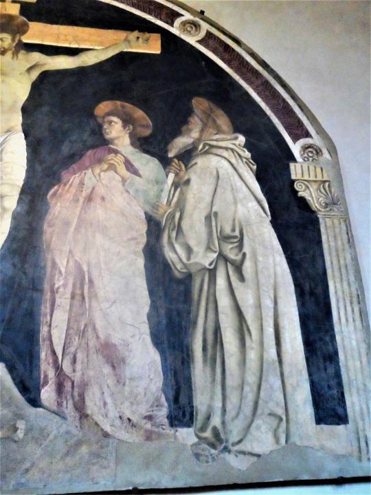 Andrea del Castagno alias Andrea di Bartolo Cenacolo Museo di Sant Apollonia Firenze zzzh soloalsecondogrado